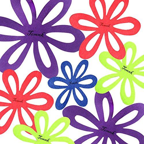 Pots Flower Nesting (TOMNK 16PCS Flower Pot & Pan Protectors Pad - 4 Sizes, Felt Pan Pot and Dish Scratch Protector, Anti-Slip Divider Pads)