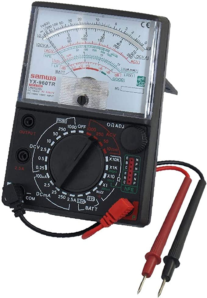 X Dree Yx 960tr Spannungsprüfgerät Widerstand Analoges Multimeter Instrumentwerkzeug 8ddeaa5e6a4e3bf3a8ae8db7435ea595 Baumarkt