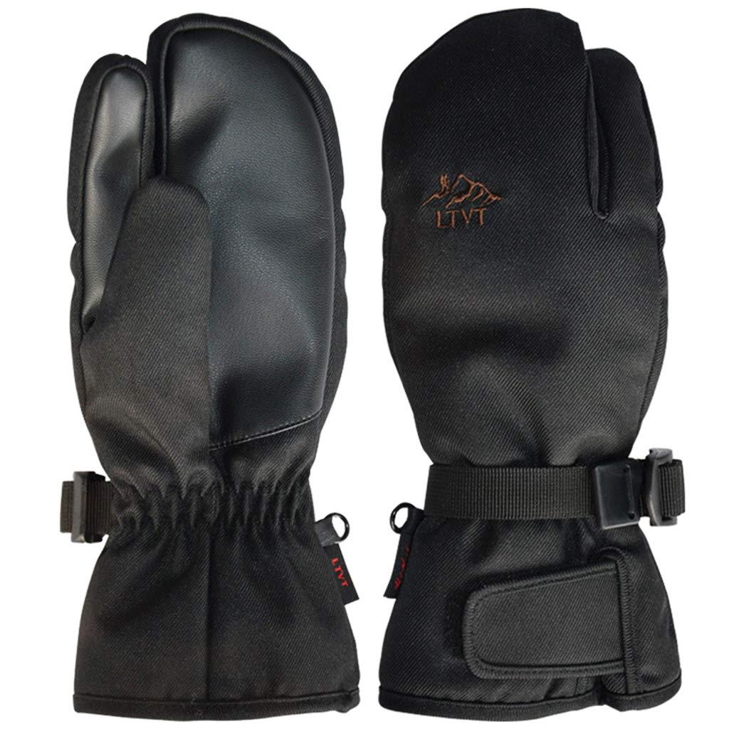 Ski Gloves Warm Winter Outdoor Mittens Touchscreen Waterproof Thermal Men Women