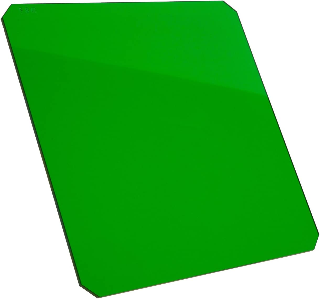 Formatt-Hitech 85x85mm 3.35x3.35 Resin Black and White 58 Green