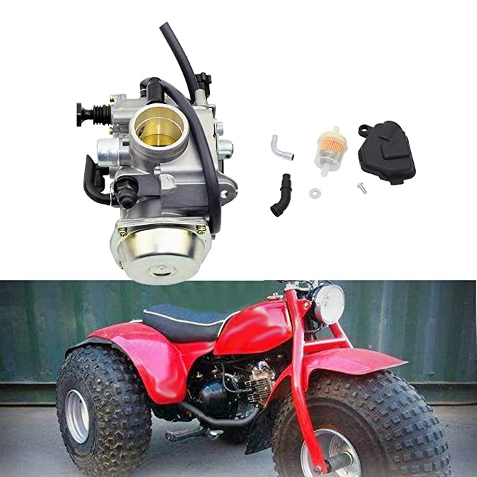 Aramox Motorcycle ATV Starter Relay Solenoid for TRX250X TRX300EX ...