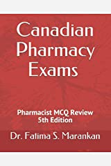 Canadian Pharmacy Exams – Pharmacist MCQ Review 2019 Paperback