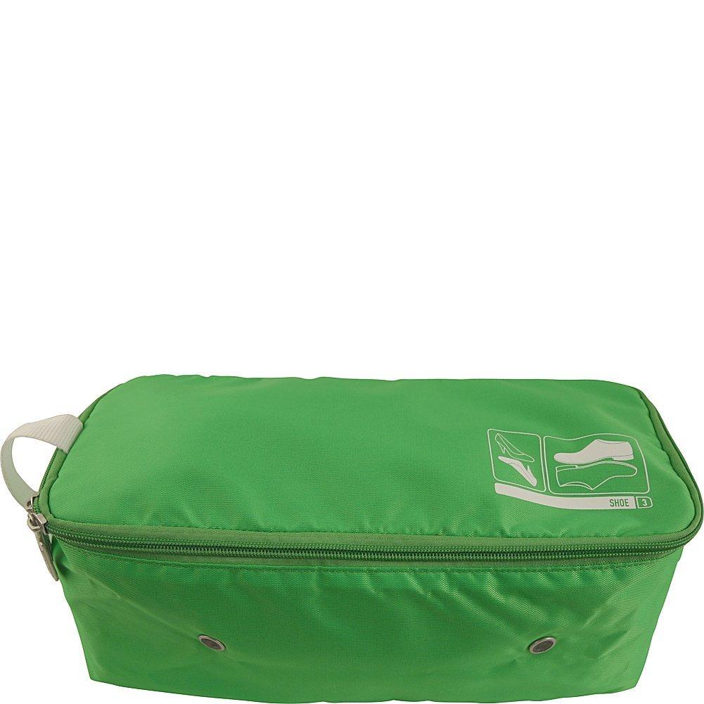 Flight 001 Spacepak Shoe Bag (Green) by Flight 001