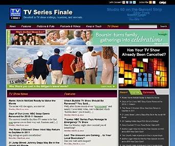 Amazon com: TV Series Finale: TVSeriesFinale com: Kindle Store