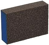 Webb Abrasives 366012 Z-Foam Block Sanding Sponges, Medium/Coarse Grit, 2 5/8'' x 3 7/8'' x 1'' (24-Pack)