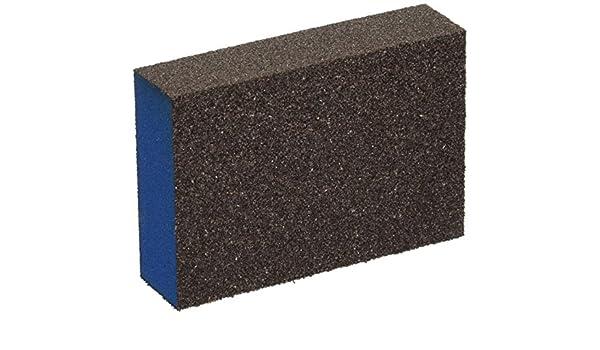 Webb abrasivos 366012 z-foam bloque esponjas de lija, tamaño mediano/grano grueso, 2 5/8