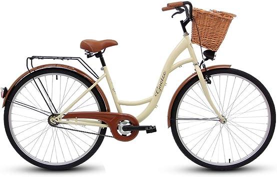 Bicicleta de paseo 1B, de Goetze, 28 pulgadas, clásica, ecológica ...