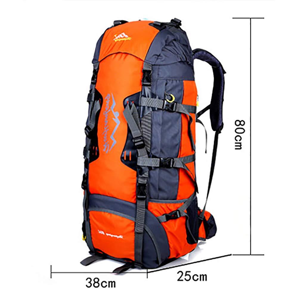 Skytower 80L senderismo mochila marco interno mochilas para apoyo para al aire libre senderismo viajes escalada Camping impermeable monta/ña Top monta/ñismo bolsa