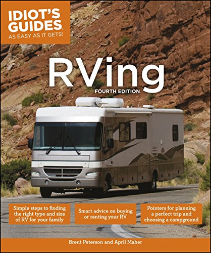RVing, 4E (Idiot's Guides)