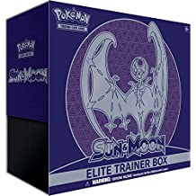 Pokemon TCG Sun & Moon Elite Trainer Box, Lunala