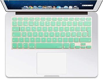 Funda de Silicona para Teclado de MacBook Air Pro 13/15 ...