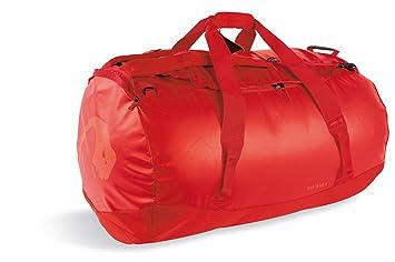 Tatonka Sac de voyage baril, 82x 52x 52cm, 130L, Mixte, Reisetasche Barrel, rouge