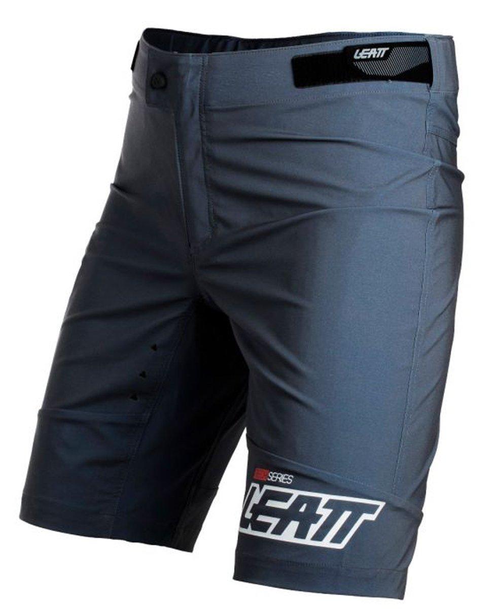 Leatt DBX 1.0 XC Adult BMX Shorts - Granite/Size 36