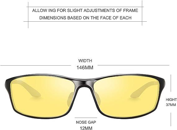 ☣Women Sunglasses Integrated UV Glasses Polarized light glasses