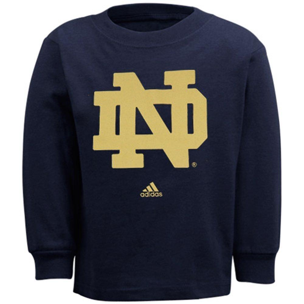 カウくる Notre Dame – Fighting Medium Irishキッズ長袖ロゴTシャツ B00O3HJPMK – ネイビー Medium 5/6 B00O3HJPMK, 水素化粧品、サプリのULJショップ:1f4d978c --- a0267596.xsph.ru