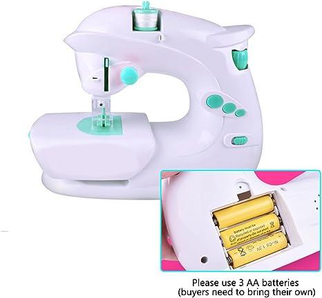 Máquina De Coser Para Niños Juguete Simulación Chica Puzzle ...