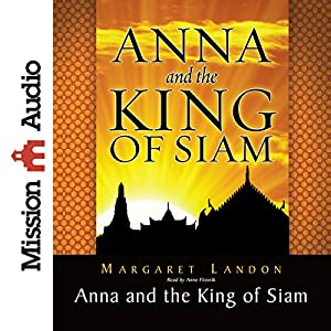 Anna and the King of Siam Hörbuch