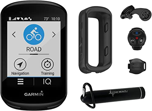 Garmin Edge 830 GPS Cycling Computer with Included Wearable4U Compact Power Bank Bundle
