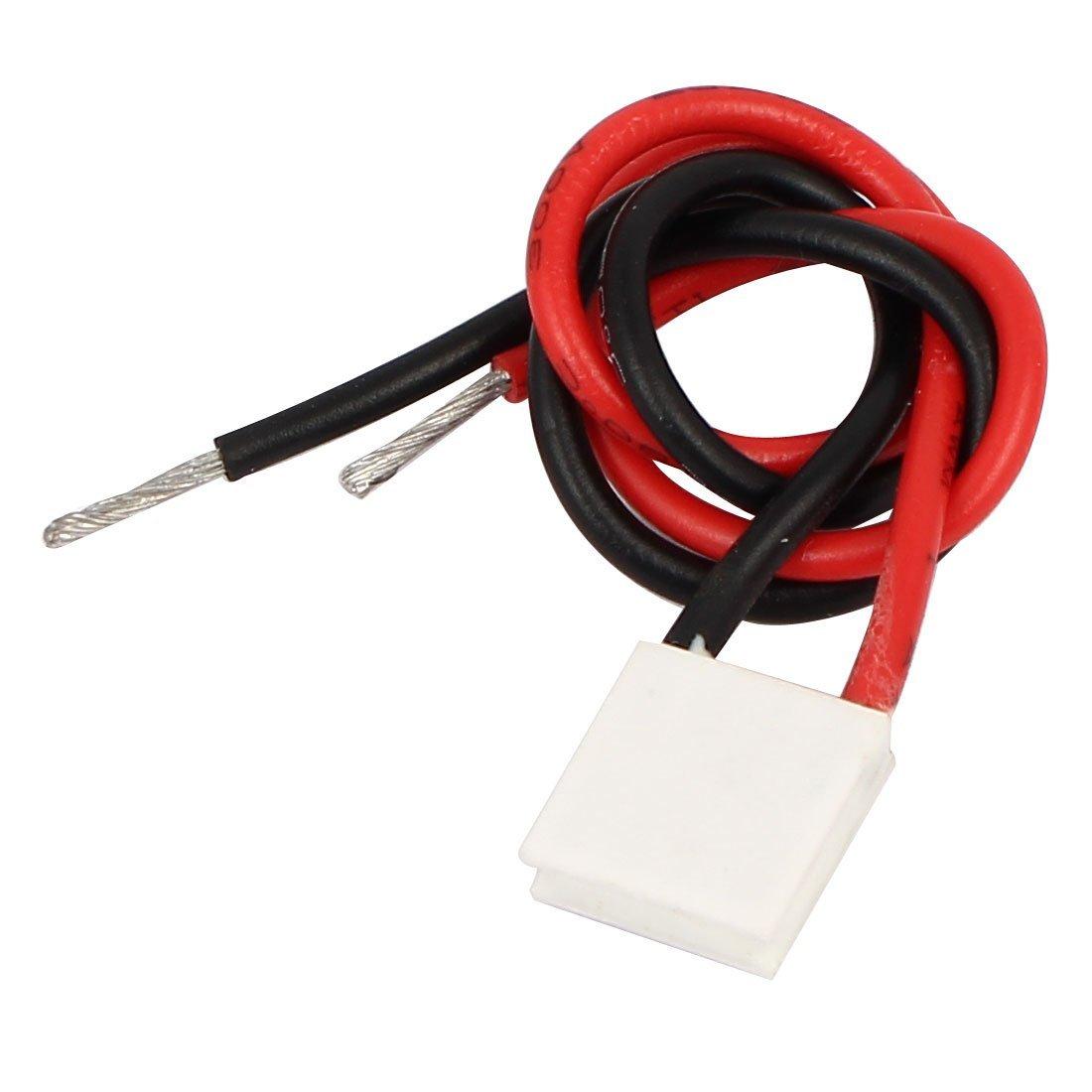 Amazon.com: DealMux TEC1-00712 0.82V 12A termoeléctricos módulo refrigerador refrigerar Placa Peltier: Electronics