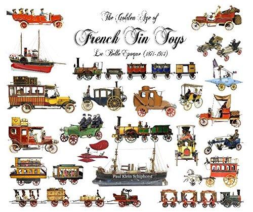 French Tin Toys - small size 8x10 inch PDF