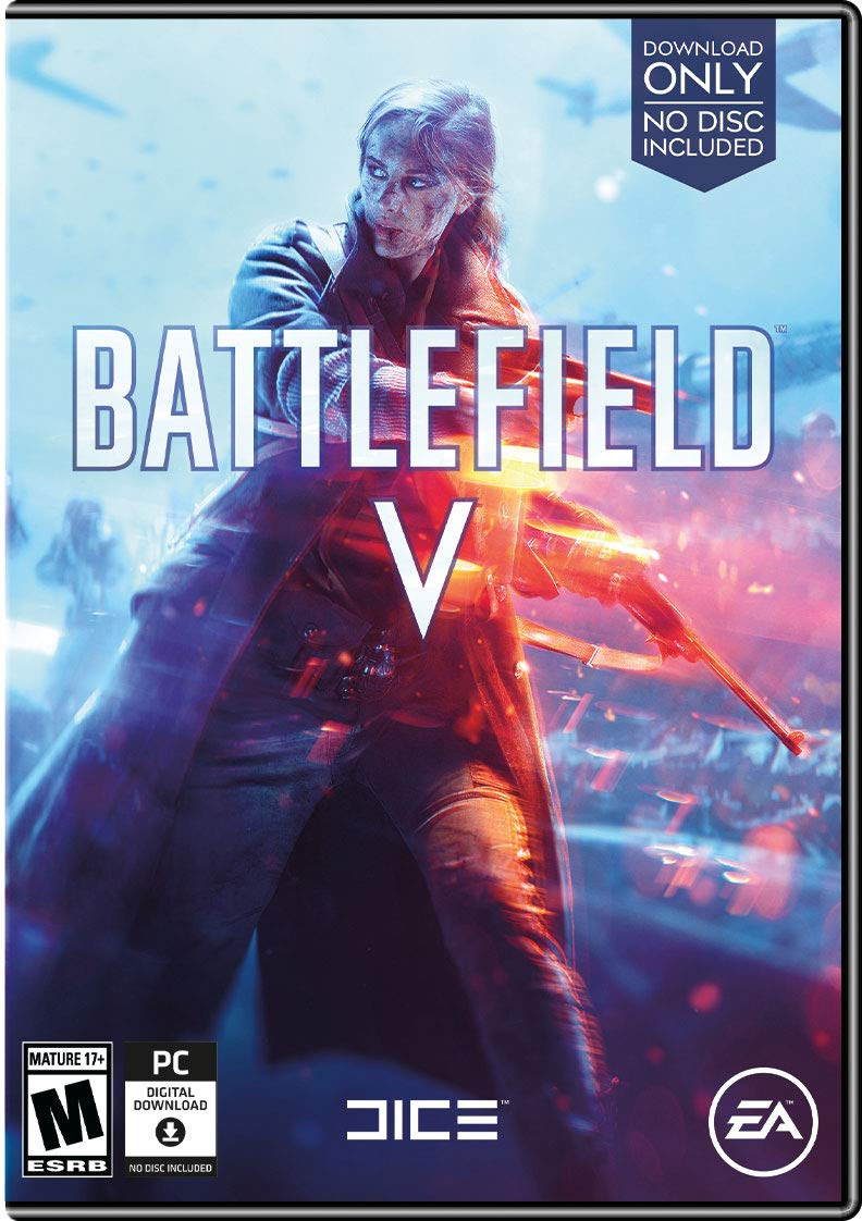 Battlefield V (English) PC - Standard Edition: PC: Computer and Video Games  - Amazon.ca
