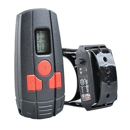 Aetertek Pet Dog E Electric Shock Collar Remote Training Collars Bark Collar No Stop Barking Device