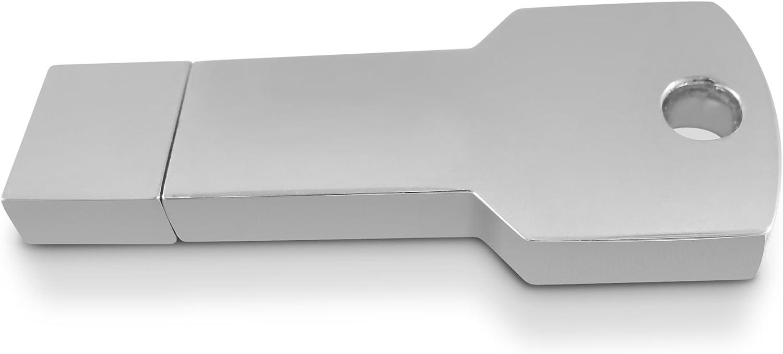 Luxury Engraved Gifts UK Grandma Engraved Key USB 8GB Memory Stick In Black Velvet Pouch