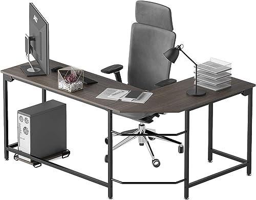 Office Desk Corner Desk Gaming Computer Desk L Shaped Desk Gaming Table Workstation