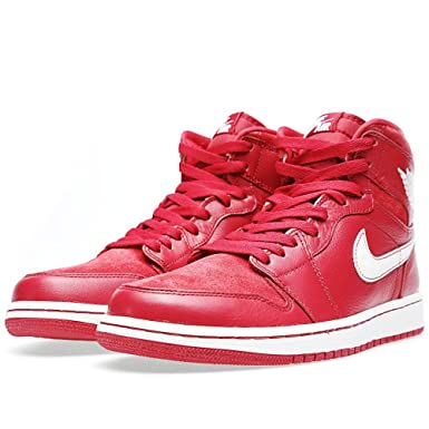 Air Jordan 1 Retro 'Euro Gym Red' - 555088-601 - Size 8 - Us Size nrknMkC2f