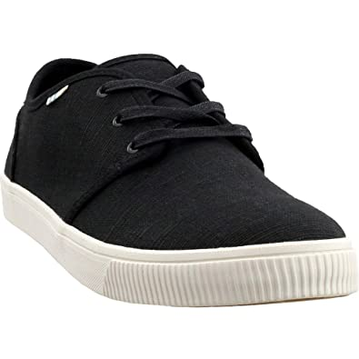 c08edaae00 Amazon.com | TOMS Men's Carlo Polyester Sneaker | Fashion Sneakers