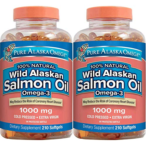 Pure Alaska Omega 3 Softgels 210 Count product image