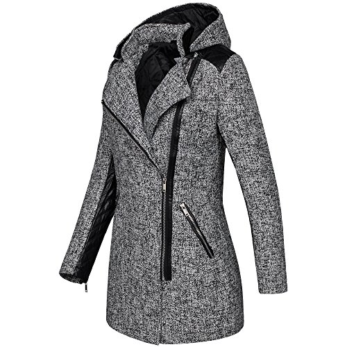 Golden chin B272 d'hiver Manteau Selection Brands chaud laine en 8pqr48w