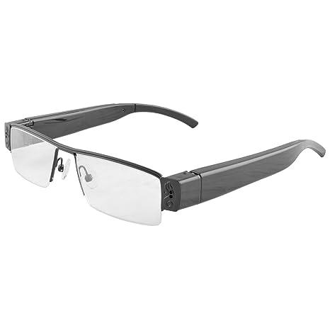 3e47ed91c03d Buy AT 720P Half Frame Spy Glasses Camera Online at Low Price in India
