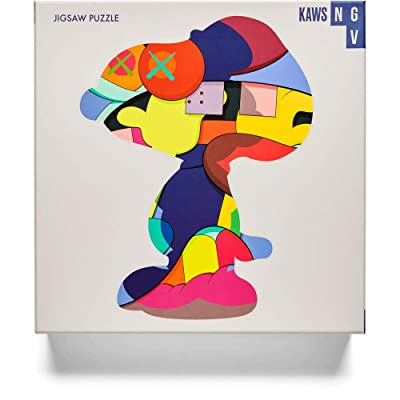 KAWS No One's Home 2020 Jigsaw Puzzle 1000 pcs: Toys & Games