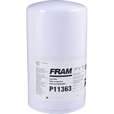 FRAM P11363 HD Fuel Filter: Automotive