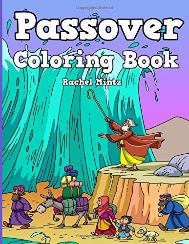 Passover - Coloring Book: The Passover Story in Pictures - Joseph ...