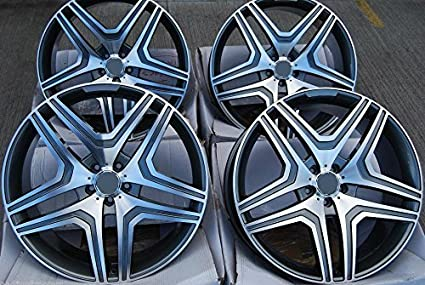 Amazon Com 20 Wheels For Mercedes R350 Ml350 500 Gl450 550 Set Of