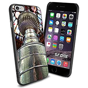 Hockey Trophy NHL, #1392 Hockey iPhone 6 (4.7) Case Protection Scratch Proof Soft Case Cover Protector