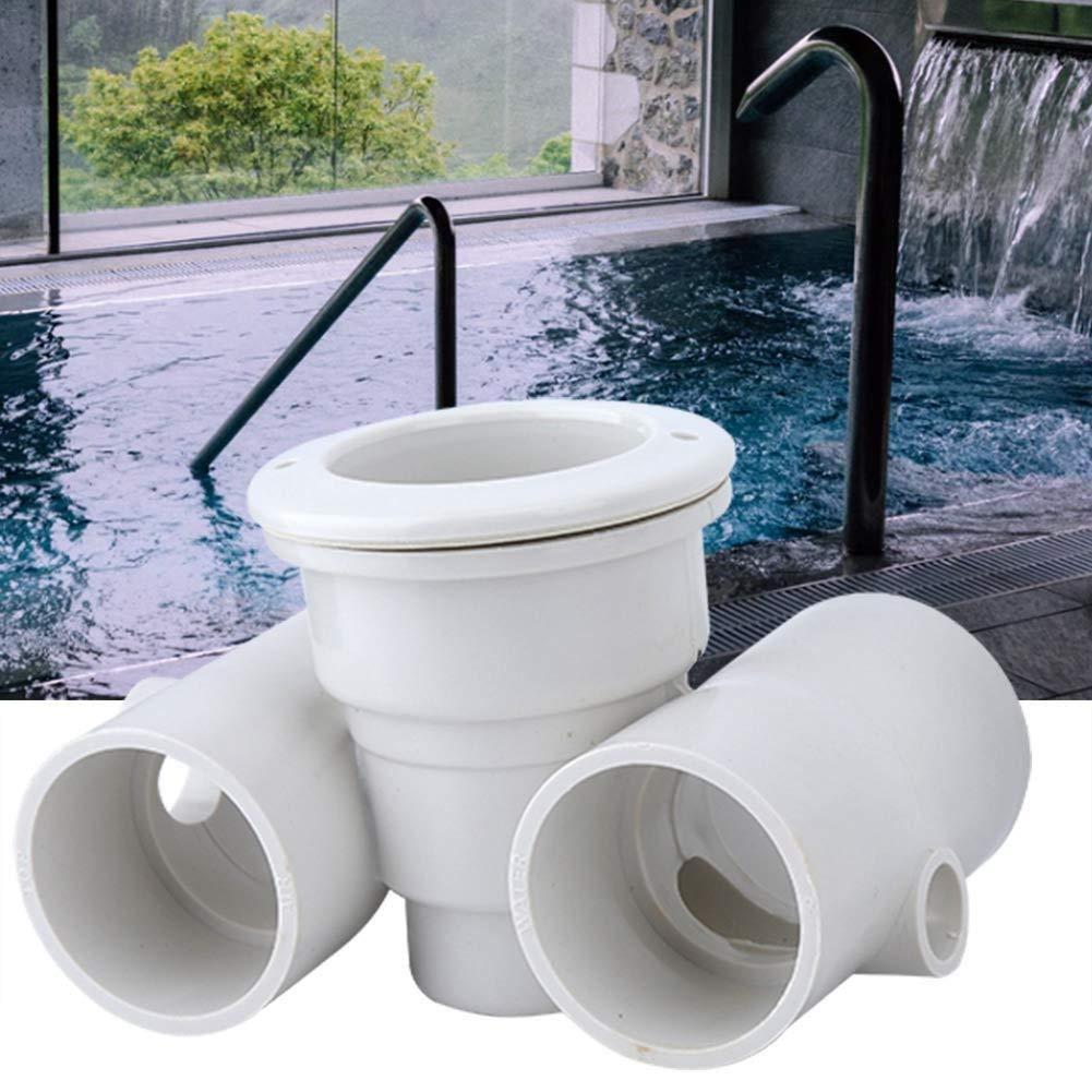 Poolzubeh/ör Schwimmbad-Spa-D/üsensatz Schwimmbad-Massagespritze PVC-Zubeh/ör Massaged/üse Rund Um Den Pool wovemster Massaged/üse