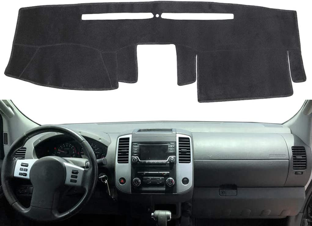 fits 1998-2001 Nissan Frontier dash cover mat