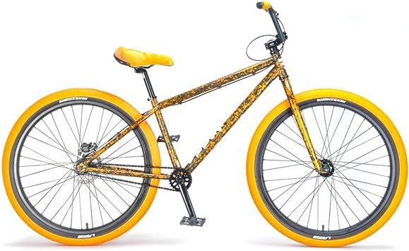 Mafiabike Bomma 26 - Bicicleta BMX, Manchas de naranja ...