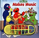 Sesame Street Makes Music, Dalya Azaria, 0785360646