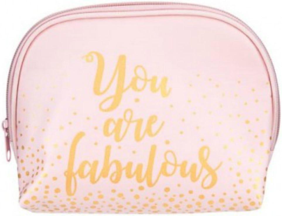 Día de la Madre ~ usted es fabuloso ~ bolsa de maquillaje: Amazon.es: Belleza