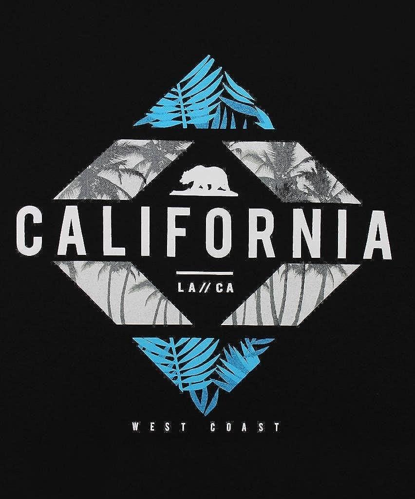 California Republic CA West Coast Mens Muscle Tee Tank Top