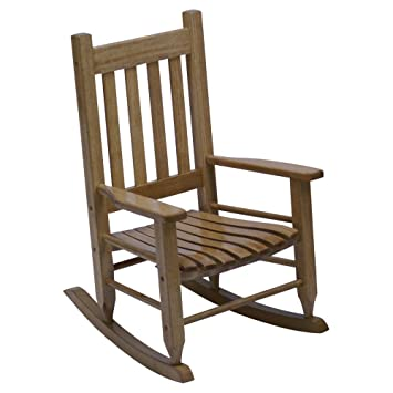 Hinkle Chair Company Plantation Childu0027s Rocking Chair, Maple