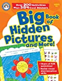 Big Book of Hidden Pictures and More!, Rainbow Bridge Publishing Staff, 1600953719