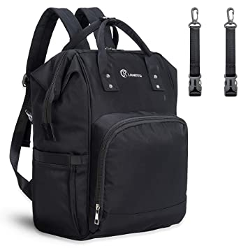 80c9289d7348 Amazon.com   RLANDTO Diaper Bag Backpack