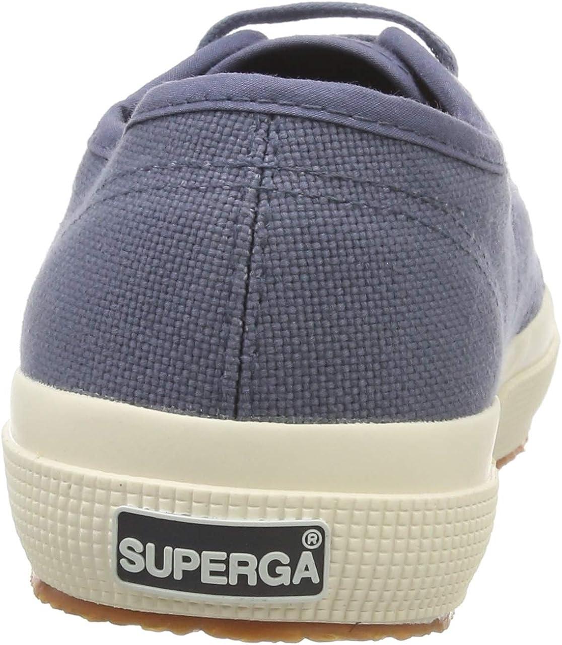 Superga 2750-cotu Classic, Chaussures De Gymnastique Mixte Adulte Bleu Blue Shadow C57