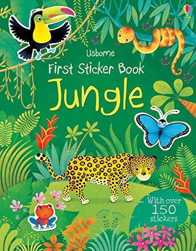 R.e.a.d Jungle (Usborne First Sticker Book)<br />PDF
