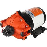 Seaflo 12 voltios bomba de agua de alta presión 26,5 l/min 7,0 GPM 60 PSI con interruptor automático para marina, RV barco automotriz